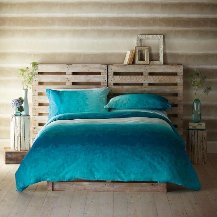plusieurs idees pour faire une tete de lit soi meme
