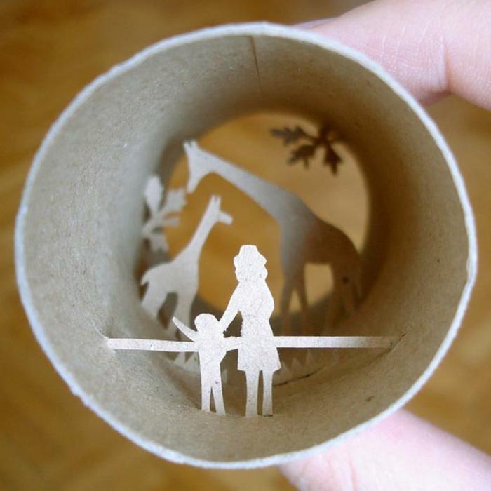 Comment Recycler Le Rouleau De Papier Toilette Ides