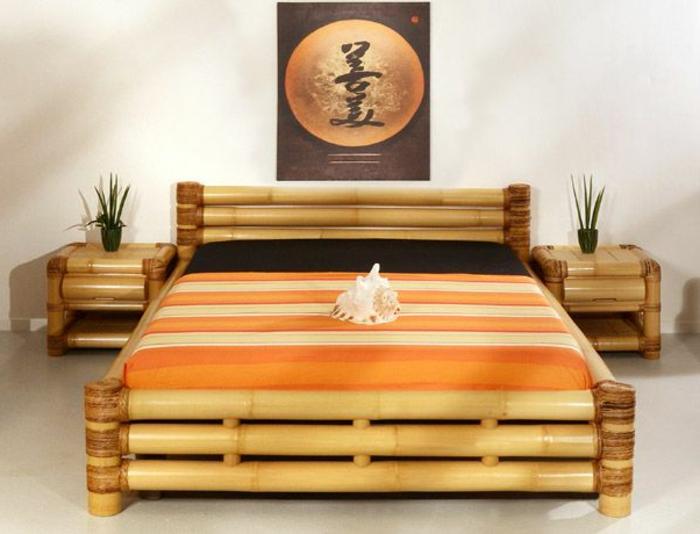 Jolies Variantes Pas Cher Pour Un Meuble En Bambou