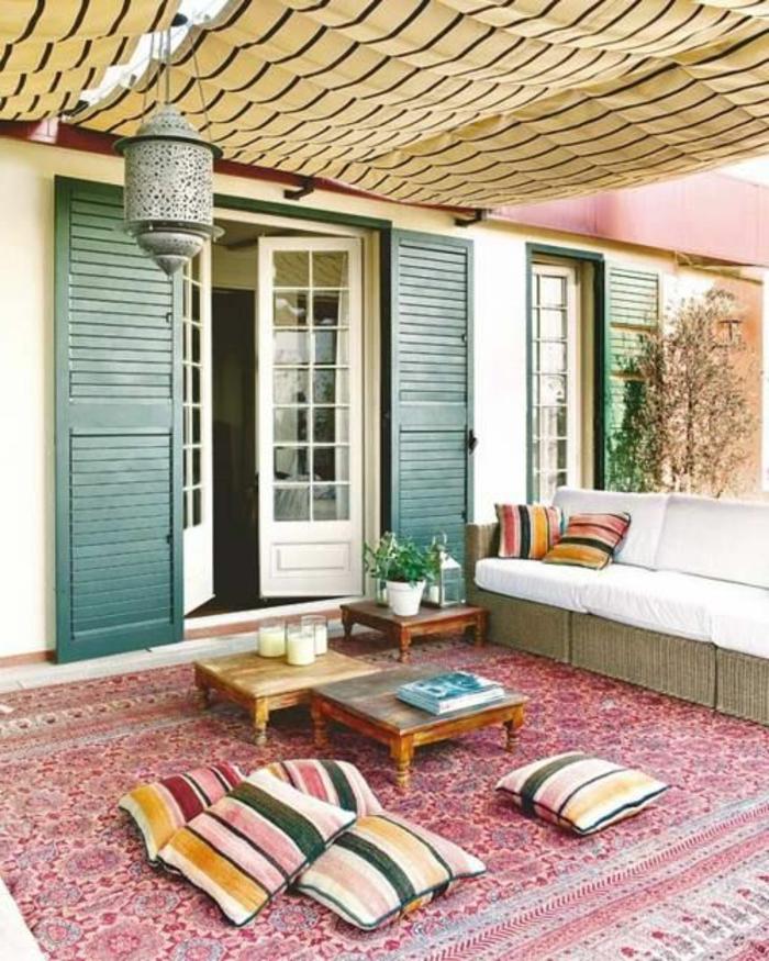 tapis d exterieur pour terrasse enredada