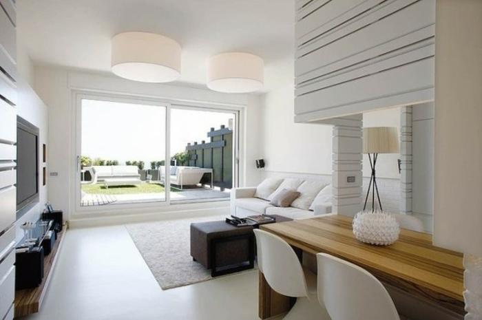 Chambre Design Scandinave Chambre B B Blanche Marron