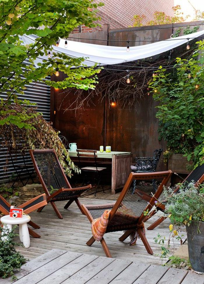 Amenagement Exterieur Jardin Moderne - Sunfay.top