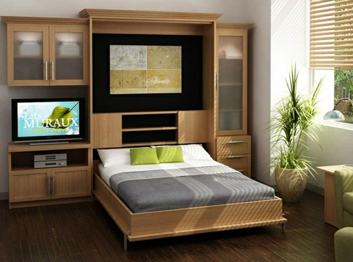 le lit abattant belles solutions pour