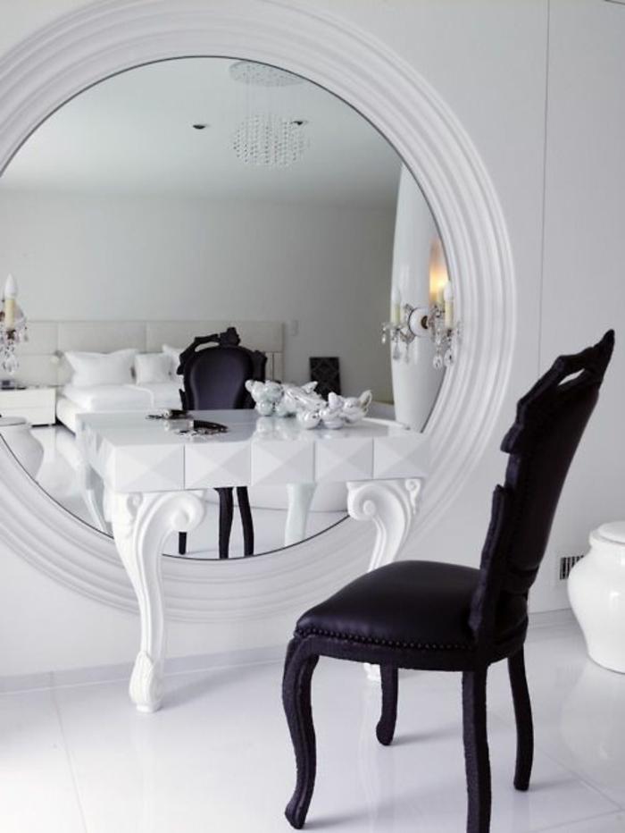 Jolie Coiffeuse Avec Miroir 40 Ides Pour Choisir La