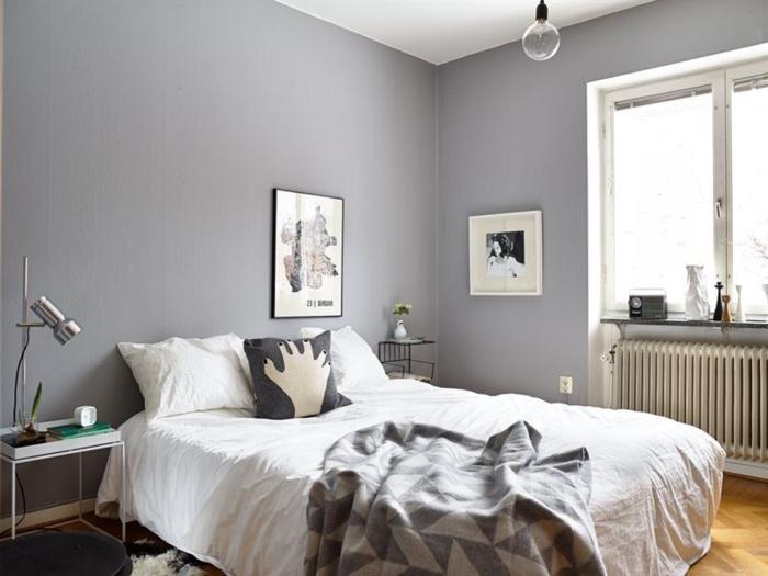la chambre grise 40 idees pour la