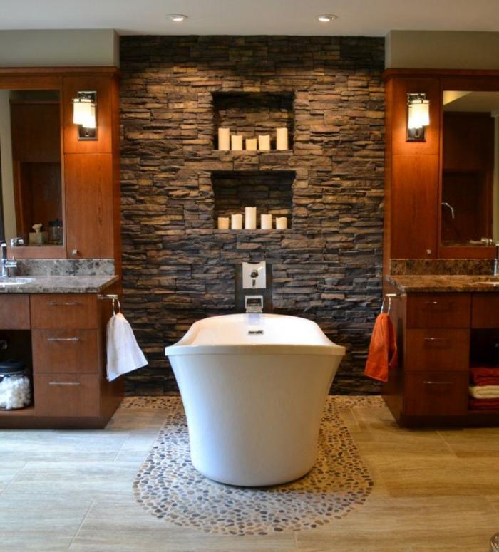 les beaux exemples de salle de bain