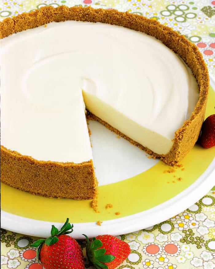 tarte-au-fromage-blanc-gâteau-apétissant-cheescake