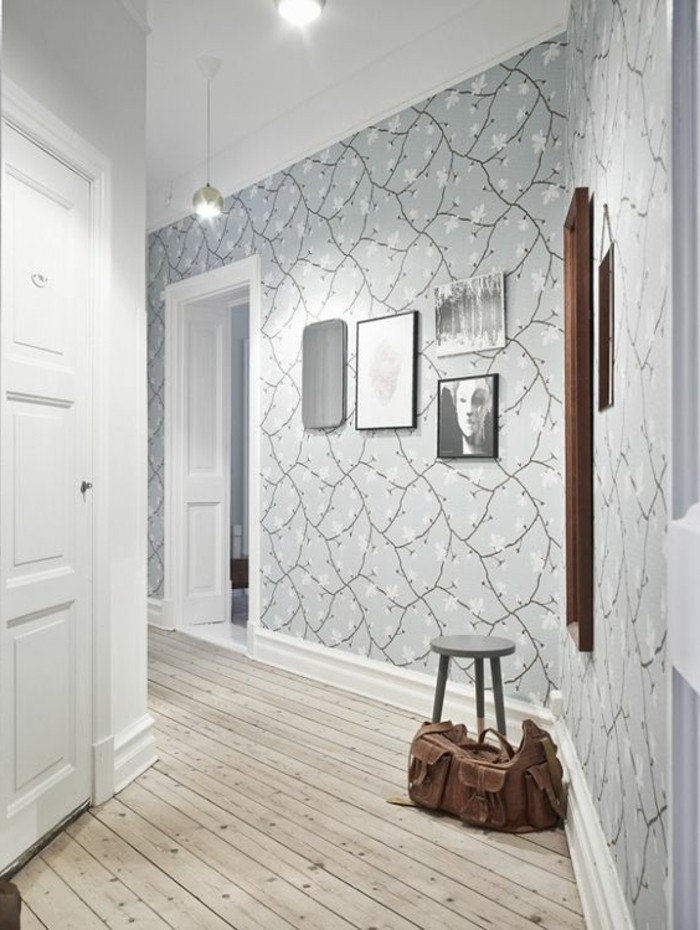 Idee Deco Couloir Etroit - Travestiblog.top