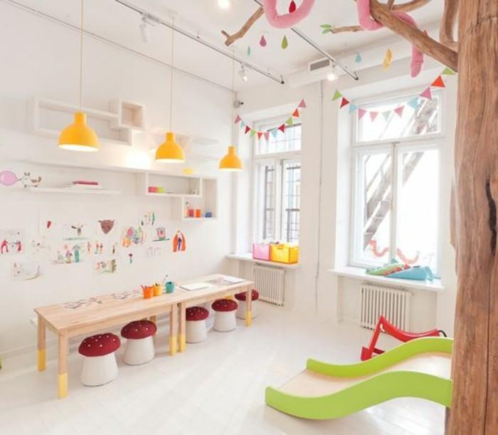 80 Astuces Pour Bien Marier Les Couleurs Dans Une Chambre D Enfant Archzine Fr