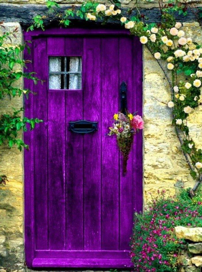 Les Plus Belles Fleurs Violettes En Beaucoup Dimages