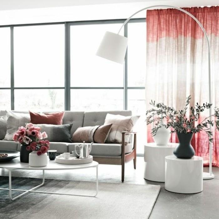 Salon Canap Gris D Co Moderne Pour Le Salon 85 Id Es