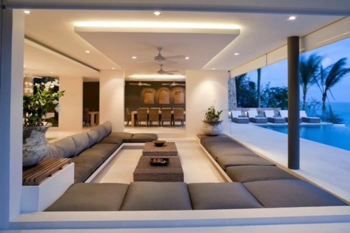 design d interieur avec meubles exotiques 80 idee magnifiques maison
