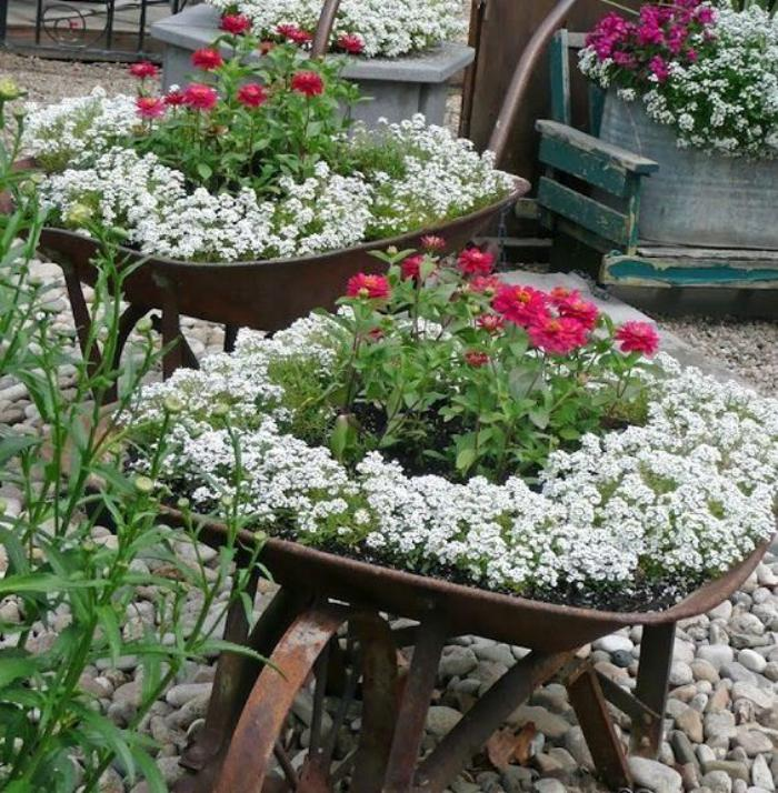 la deco jardin recup en 41 photos