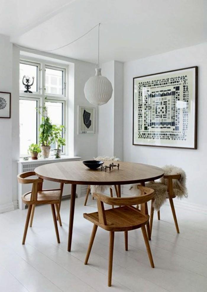 great la plus originale table de cuisine ronde voyez les modles les plus styls with modele de table de cuisine en bois