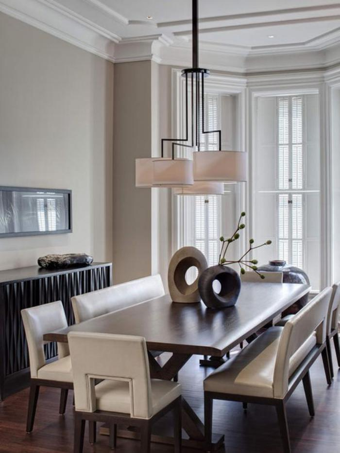 Quel Luminaire De Salle A Manger Selon Vos Preferences Et Le Style De Votre Interieur Archzine Fr