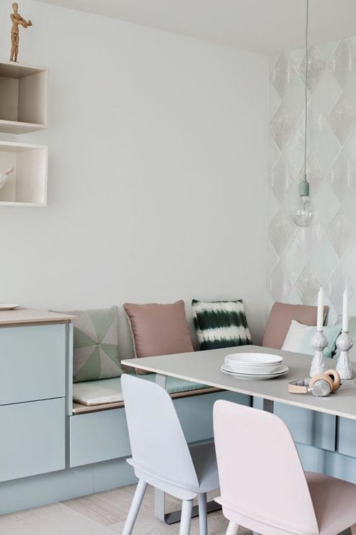 Pourquoi Choisir Une Table Avec Banquette Pour La Cuisine Ou La Salle A Manger Archzine Fr