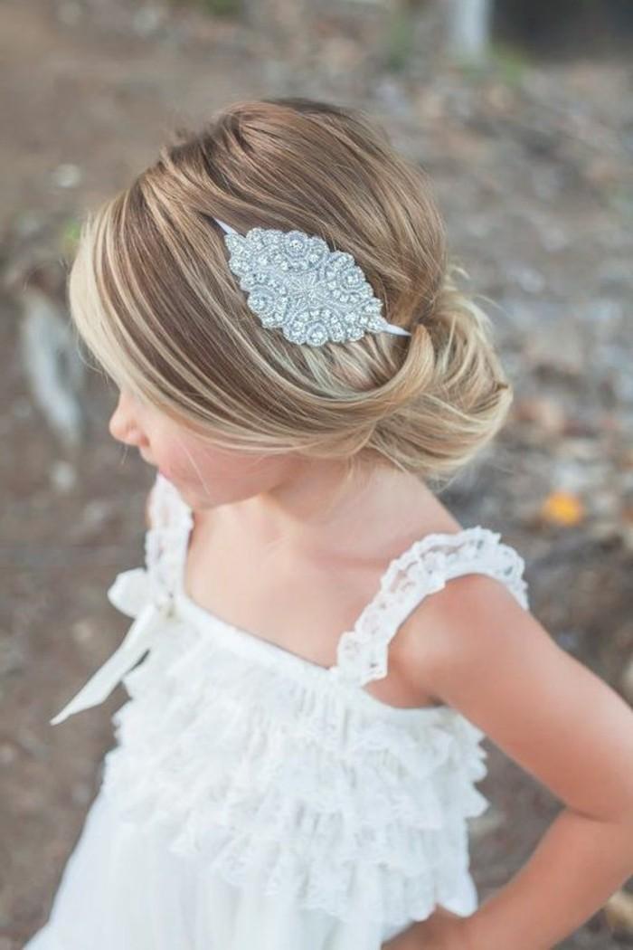Coiffure Petite Fille 90 Ides Pour Votre Petite Princesse