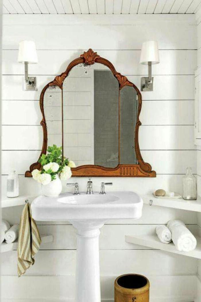 Comment Dcorer Avec Le Grand Miroir Ancien Ides En