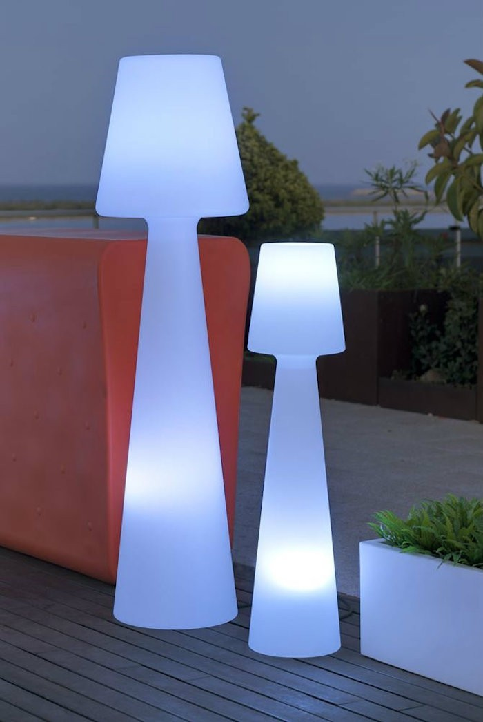 LAMPADAIRE Exterieur DESIGN 42 Ides Lumineuses