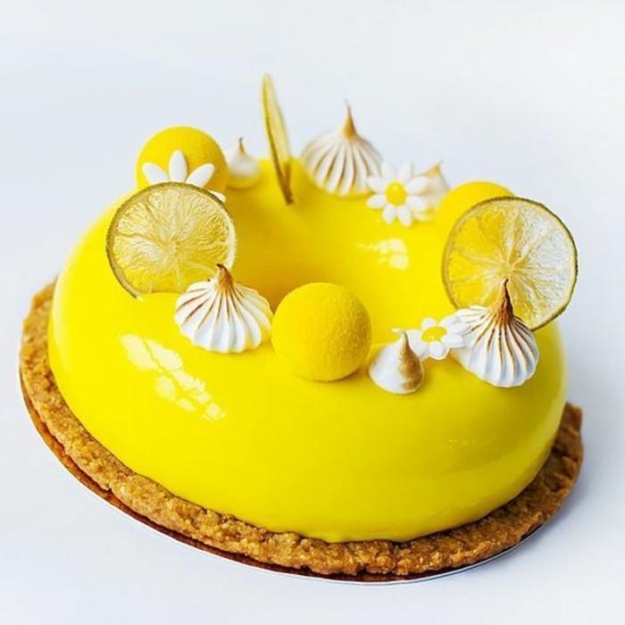 100 Photos De Desserts Au Glaage Miroir Et Quelques