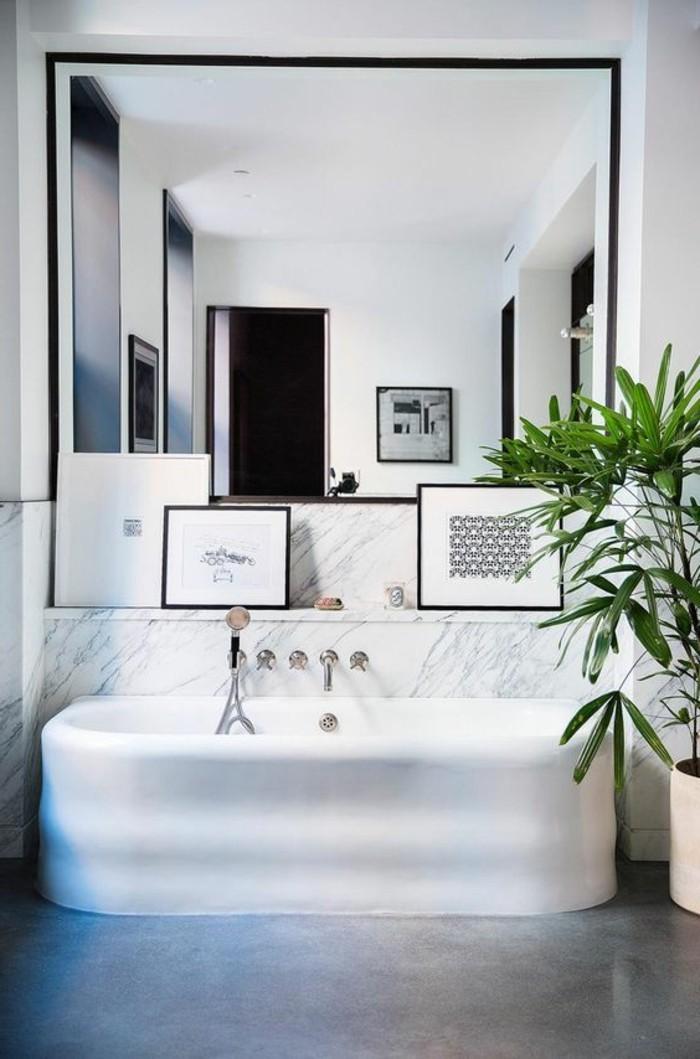 Le Miroir Mural Grande Taille Accessoire Pratique Et Decoration Originale Archzine Fr