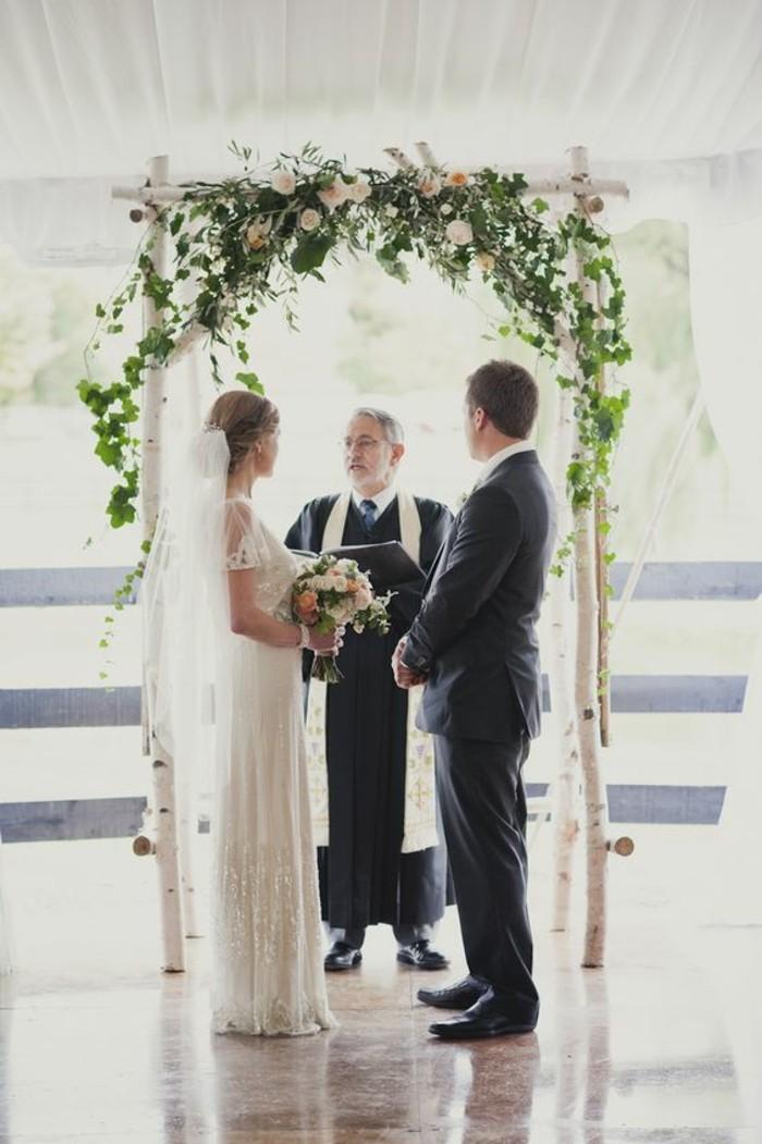 1001 Ides Pour Une Arche De Mariage Romantique Et Lgante