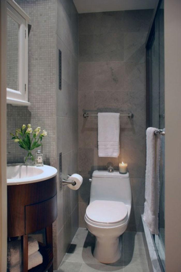 amenager une salle de bain etroite