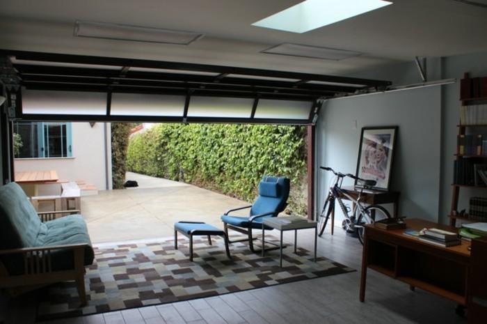 un garage en chambre mission possible