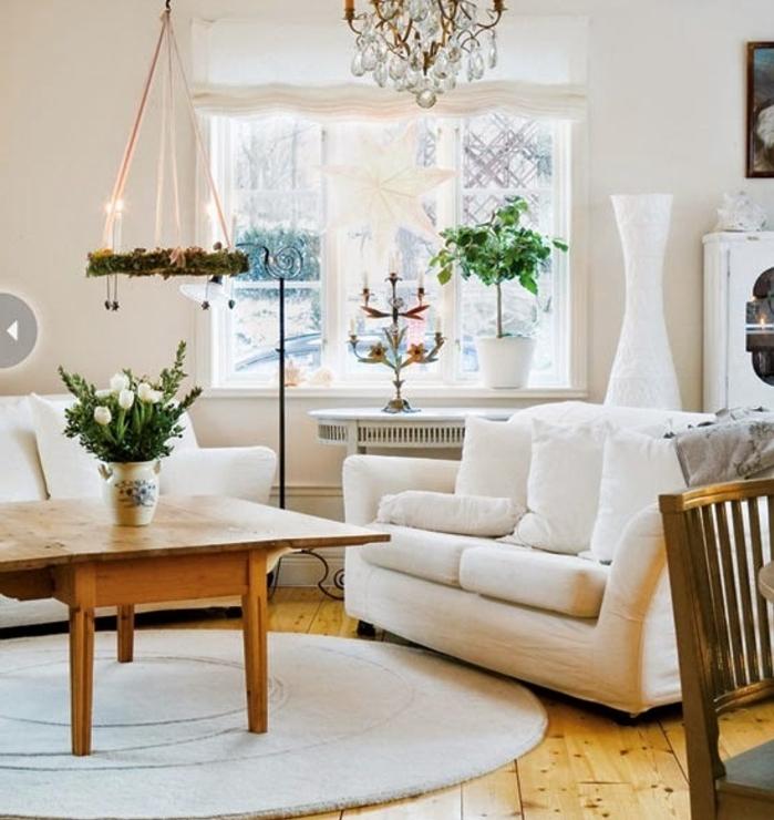 1001 Designs Magiques Pour Crer Un Salon Cocooning