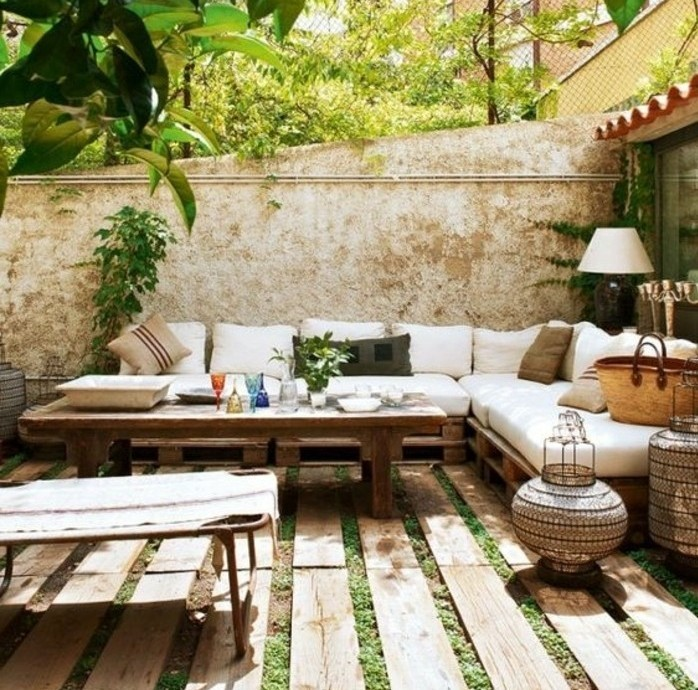 1001 Conseils Et Modles Pour Amnager Une Terrasse