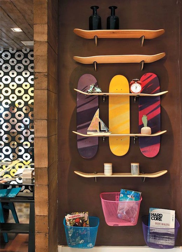 1001 Ides Pour Transformer Sa Planche En Tagre Skateboard