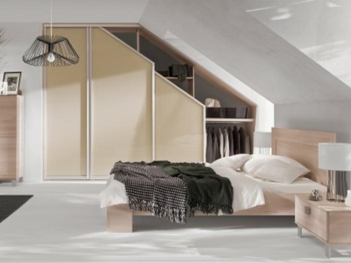 Idee Deco Chambre Sous Les Combles | Unixpaint