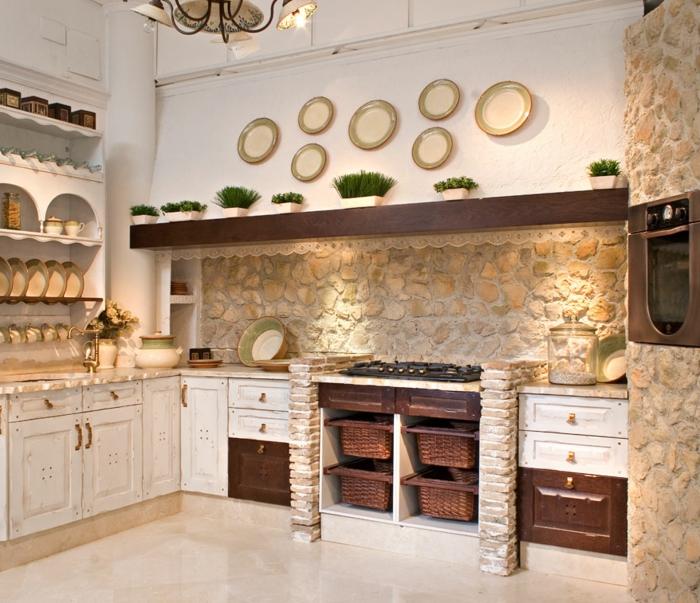 Decoration Murale Cuisine Design Free Deco Maison