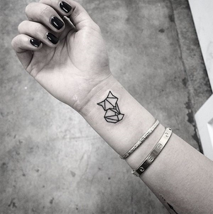 tatouage chat matez le matou