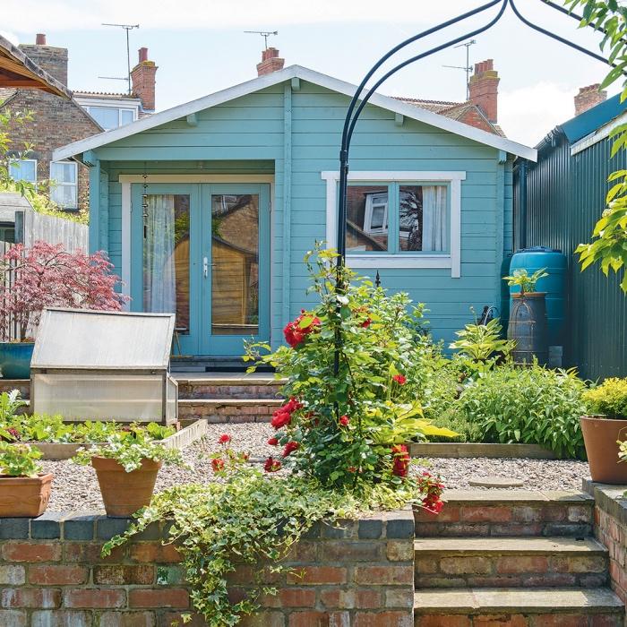 Idee Amenagement Jardin Devant Maison Cheap Idee