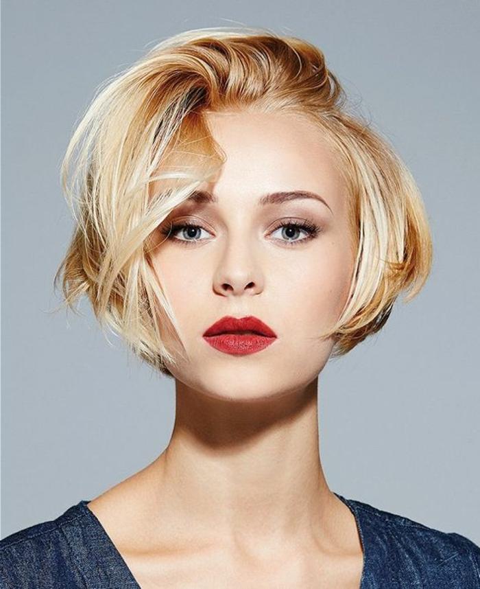 641e2e458b8f0 Coiffure Carre Long Blond   Unixpaint