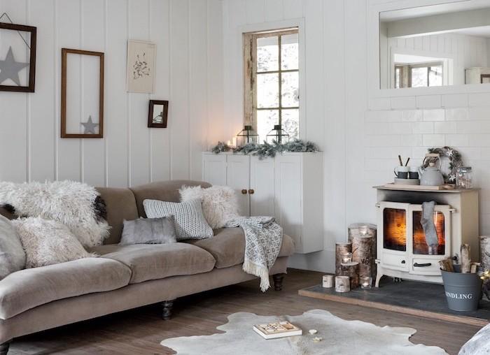 1001 photos et conseils d amenagement d un salon scandinave