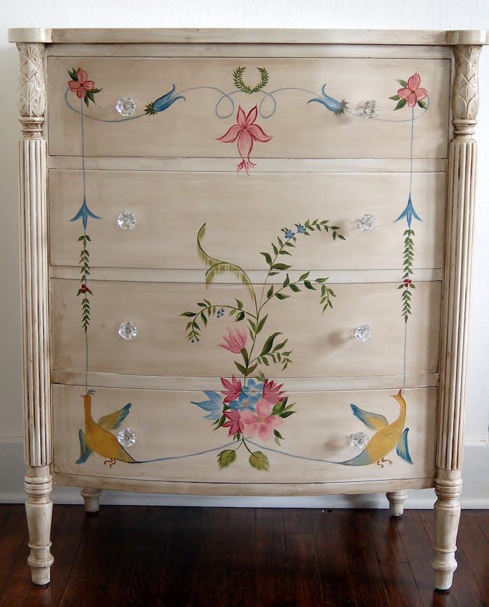 restaurer meubles bois comment peindre un meuble vernis meubles peints