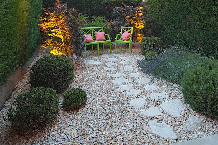 Amenagement Jardin Avec Cailloux
