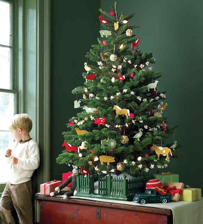 Decoration Sapin Noel Best Dcoration Sapin U Ides De Dco