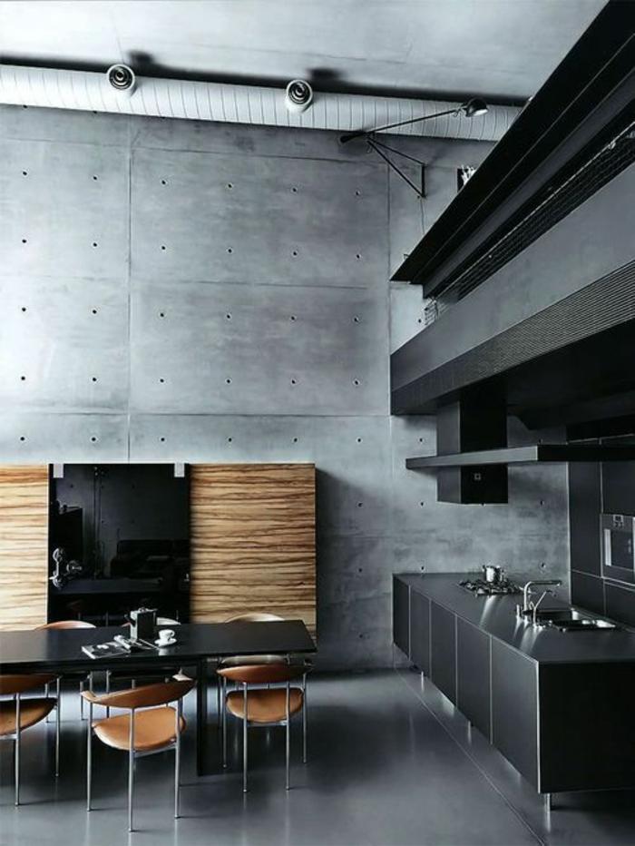 Couleur Mur Pour Style Industriel - Tryfeel.top