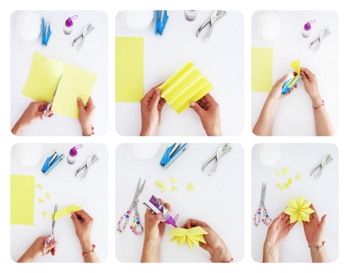 comment faire une guirlande en papier 80 modeles et tuto inspirants