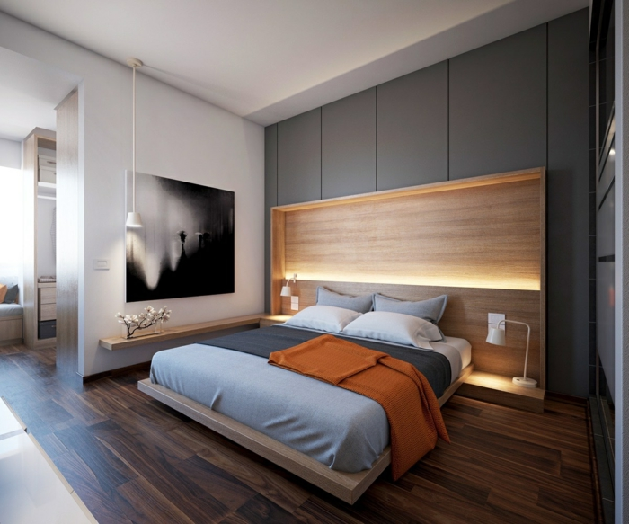 1001 Ides Ingnieuses De Dcoration Murale Chambre