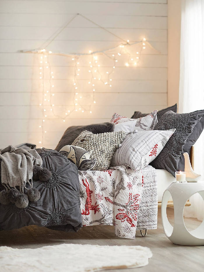 fabriquer une tete de lit lumineuse