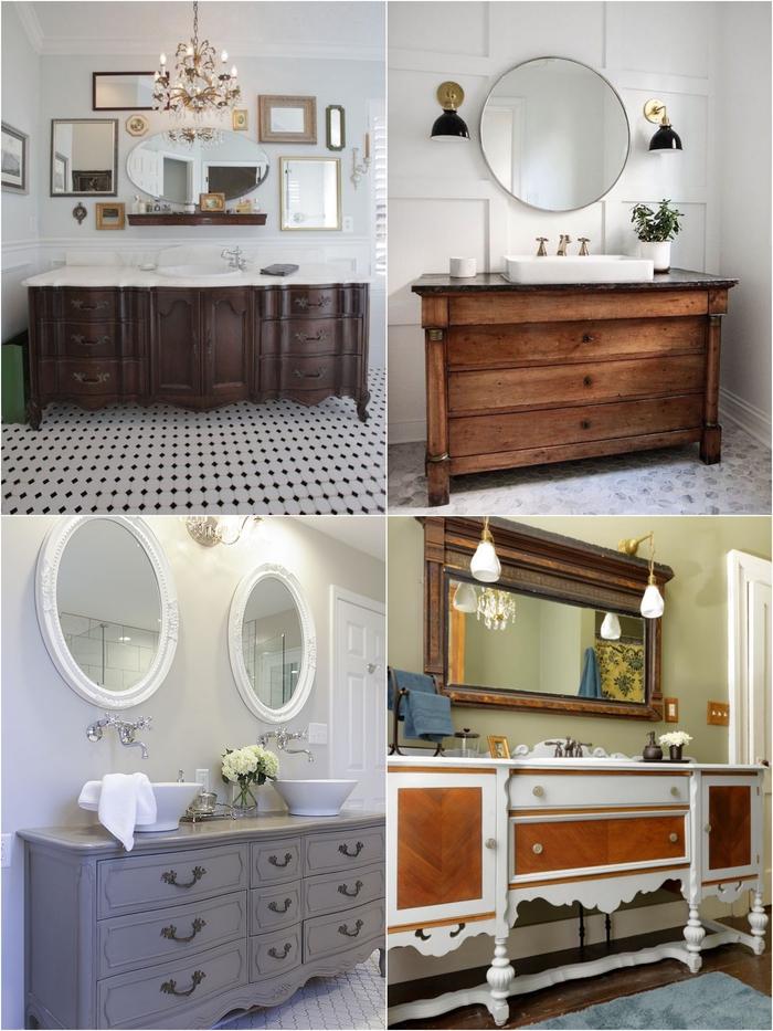 un meuble salle de bain