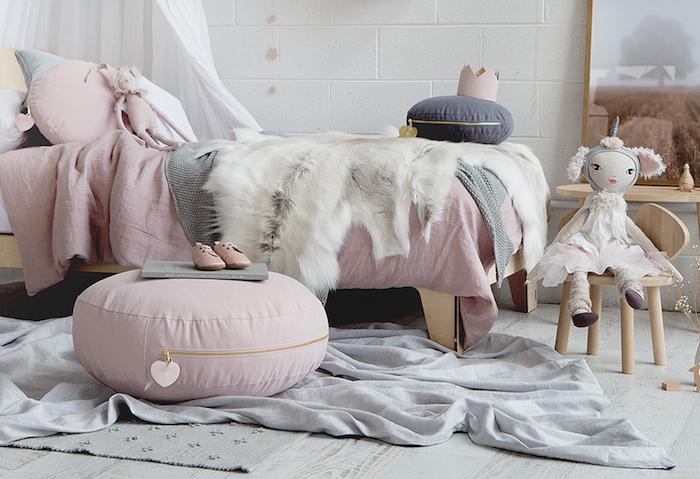 chambre bebe scandinave le blanc