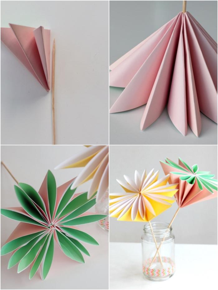 Decouvrez L Art Poetique De L Origami Fleur En Plus De 60 Modeles Fleuris Origami Ideas