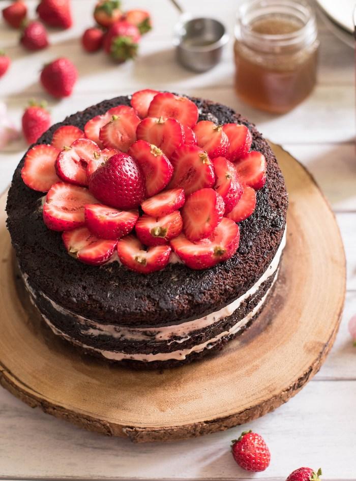 d anniversaire au chocolat