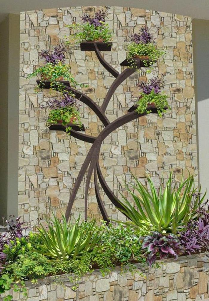 1001 idees pour decorer son jardin