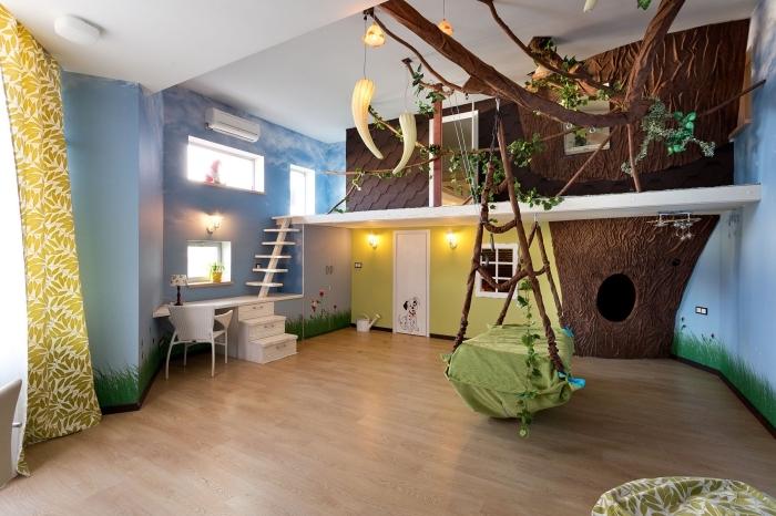 Deco Chambre Enfant Nature Top Full Size Of Blanc Enfants